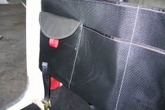 Forward Cargo Net Close-Up