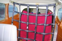 Mid-Cabin Cargo Net